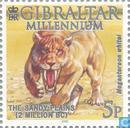 Briefmarken - Gibraltar - Geschichte