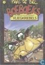 Bandes dessinées - Boeboeks - De pilletjes van opa Kakadoris - Vliegkriebels