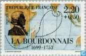 La Bourdonnais, Bertrand François Mahé de