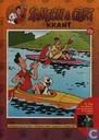 Bandes dessinées - Samson & Gert krant (tijdschrift) - Nummer  25