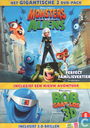 Monsters vs Aliens + B.O.B. gaat los in 3D
