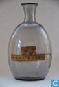 Glas / kristal - Kristalunie - Midi Likeurkaraf  1000 ml. platina Werkmodel