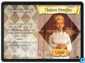Trading cards - Harry Potter 4) Adventures at Hogwarts - Madam Pomfrey