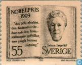 Postage Stamps - Sweden [SWE] -  Nobelprijs