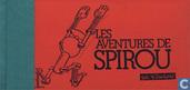 Bandes dessinées - Spirou et Fantasio - Les avontures de Spirou