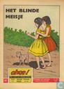 Bandes dessinées - Ohee (tijdschrift) - Het blinde meisje