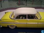 """Model cars - Atlas - De gele Chrysler, uit """"De zaak Zonnebloem"""""""