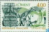Hafen von Lorient