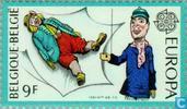Postage Stamps - Belgium [BEL] - Europe – Folklore