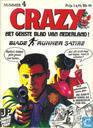 Bandes dessinées - Crazy (tijdschrift) - Crazy 4