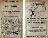 """Strips - Piet Pienter en Bert Bibber - Het geval """"Warwinkel"""""""