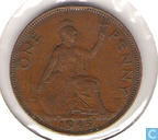 Coins - United Kingdom - United Kingdom 1 penny 1945