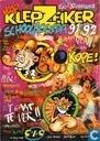 Strips - Joop Klepzeiker - Klepzeiker schoolagenda '91/'92