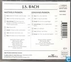 Platen en CD's - Diverse artiesten - Hoogtepunten uit Matthäus Passion / Johannes Passion