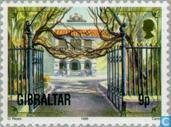 Postage Stamps - Gibraltar - Architectural Heritage