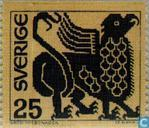 Timbres-poste - Suède [SWE] - Tapisserie