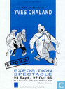 Poster - Comic books - A la poursuite d'Yves Chaland