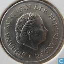 Monnaies - Pays-Bas - Pays-Bas 25 cents 1957