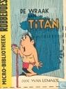 Strips - Titan - De wraak van Titan de aapmens
