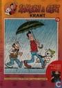 Bandes dessinées - Samson & Gert krant (tijdschrift) - Nummer  28