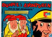 Strips - Duppie's avonturen - Pim en Pom gevangen
