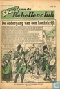 Bandes dessinées - Sjors van de Rebellenclub (tijdschrift) - 1955 nummer  29