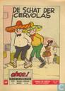 Bandes dessinées - Dees Dubbel en Cesar - De schat der Cervolas