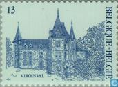 Postage Stamps - Belgium [BEL] - Tourism