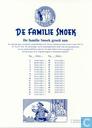 Comics - Familie Snoek, De - De familie Snoek groeit aan