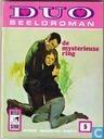 Comic Books - Duo Beeldroman (tijdschrift) - De mysterieuze ring