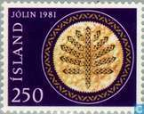 Postage Stamps - Iceland - Christmas Bread