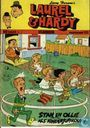 Comic Books - Laurel and Hardy - aan het witten
