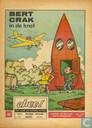 Strips - Bert Crak - Bert Crak in de knel