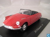 Model cars - Atlas - Citroen DS 19 Décapotable