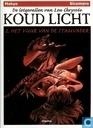 Comic Books - Lou Chrysoée - Koud licht, De lotgevallen van - Het vuur van de stamvader