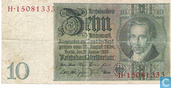 Germany 10 Reichsmark