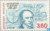 Postage Stamps - France [FRA] - Birthday Augustin Cauchy