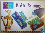 Brettspiele - Rummy - Winnie The Pooh - Rummy