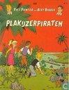Strips - Piet Pienter en Bert Bibber - Plakijzerpiraten