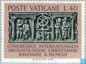 Timbres-poste - Vatican - Archéologie chrétienne