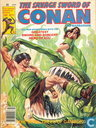 Comic Books - Bran Mak Morn - The Savage Sword of Conan the Barbarian 42