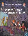 Bandes dessinées - Piet Pienter en Bert Bibber - De diamantmijnen van Koningin Salami