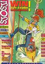 Bandes dessinées - Sjors en Sjimmie Stripblad (tijdschrift) - Nummer  17