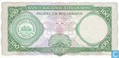 Banknoten  - Banco de Moçambique - Mosambik 100 Escudos