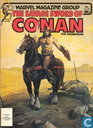 Comic Books - Conan - The Savage Sword of Conan the Barbarian 76