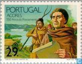 Postage Stamps - Azores - Establishment Azores