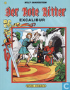 Bandes dessinées - Chevalier Rouge, Le [Vandersteen] - Excalibur