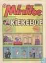 Strips - Minitoe  (tijdschrift) - 1991 nummer  6