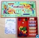 Jeux de société - Monopoly - Monopoly Junior