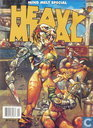 Comics - Heavy Metal (Illustrierte) (Engels) - Mind melt special